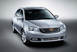 Geely Emgrand Седан